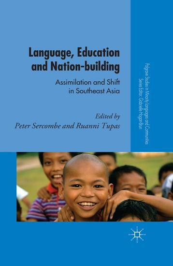 Language  Education and Nation building PDF