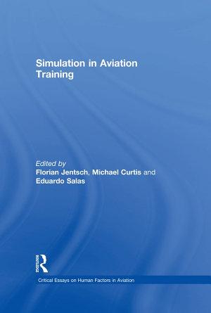 Simulation in Aviation Training