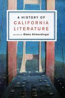 A History of California Literature PDF