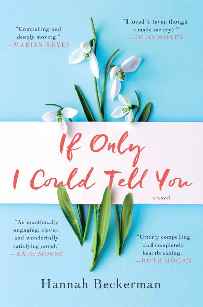 Download If Only I Could Tell You Book