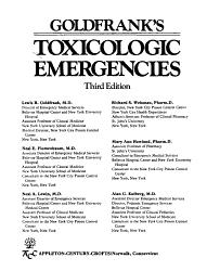 Goldfrank s Toxicologic Emergencies PDF