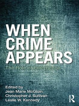 When Crime Appears PDF