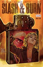 Slash & Burn (2015-) #6