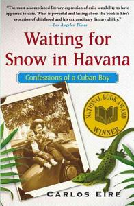 Waiting for Snow in Havana Book