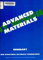 Advanced Materials by Design PDF
