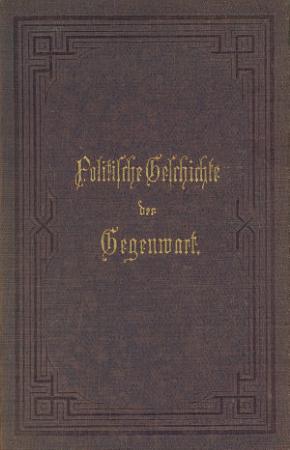 Politische Geschichte der Gegenwart PDF