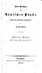 Der Primat der römischen Päpste: Bände 1-2