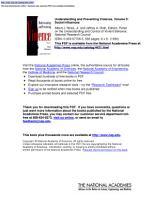 Understanding and Preventing Violence  Volume 3 PDF