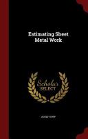 Estimating Sheet Metal Work