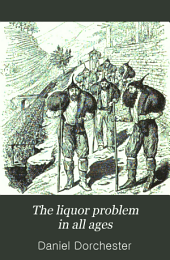 The Liquor Problem in All Ages