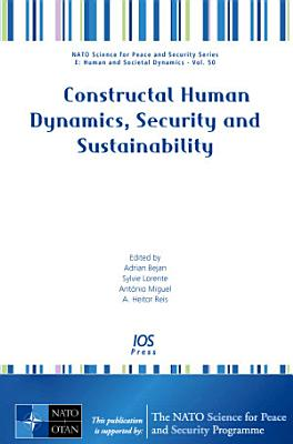 Constructal Human Dynamics  Security and Sustainability PDF