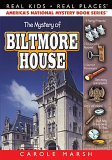 The Mystery of Biltmore House Book