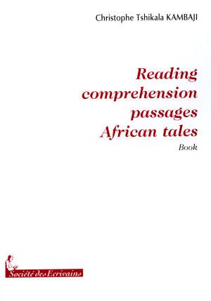 Reading Comprehension Passages PDF