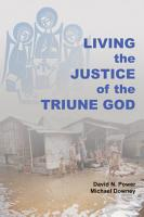 Living the Justice of the Triune God PDF