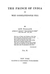 The Prince of India: Or, Why Constantinople Fell