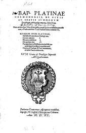 Historia de Vitis Pontificum