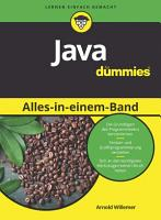 Java Alles in einem Band f  r Dummies PDF