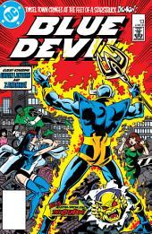 Blue Devil (1984-) #13