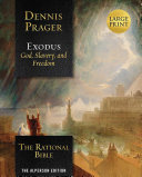 The Rational Bible: Exodus (Large Print)