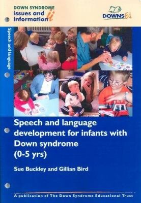Speech and Language Development for Infants with Down Syndrome  0 5 Years  PDF
