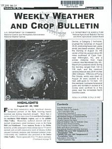 Weekly Weather and Crop Bulletin PDF