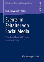 Events im Zeitalter von Social Media PDF