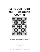 Let's Quilt Our North Carolina County