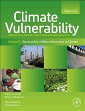 Climate Vulnerability: Volume 5