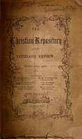 The Christian Repository PDF