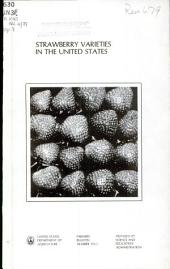 Strawberry varieties in the United States