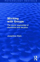 Working with Groups  Psychology Revivals