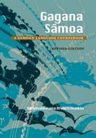 Gagana Samoa PDF