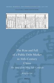 The Rise and Fall of a Public Debt Market in 16th Century China PDF