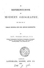 A reference book of modern geography PDF