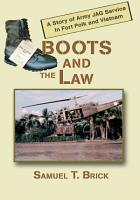 Boots and the Law PDF