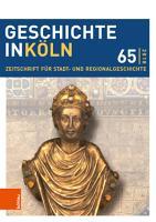Geschichte in K  ln 65  2018  PDF