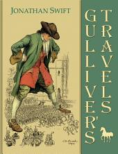 Gulliver's Travels (with illustrations and maps)
