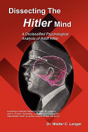 Dissecting the Hitler Mind PDF