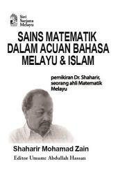 Sains Matematik dalam acuan bahasa Melayu dan Islam