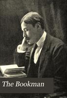 The Bookman PDF