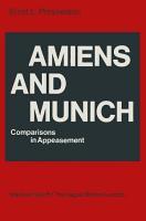 Amiens and Munich PDF