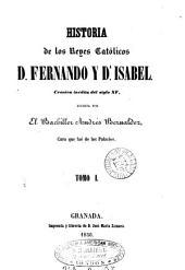 Historia de los reyes católicos d. Fernando y dsupa. Isabel [ed. by M. Lafuente y Alcántara].