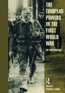 European Powers in the First World War