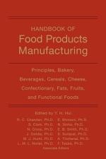 Handbook of Food Products Manufacturing, 2 Volume Set