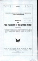 International Convention for Suppression of Financing Terrorism PDF