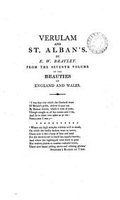 Verulam and St. Alban's. From the 7th vol. of The beauties of Engl. and Wales