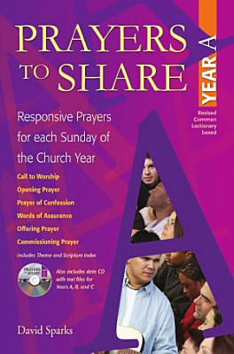 Prayers To Share Year A