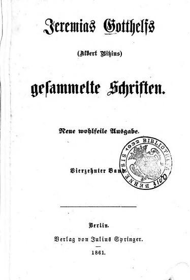 Zeitgeist und Berner Geist PDF