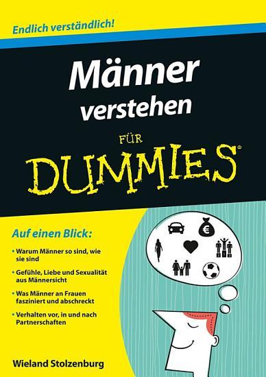 M  nner verstehen f  r Dummies PDF