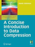 A Concise Introduction to Data Compression PDF